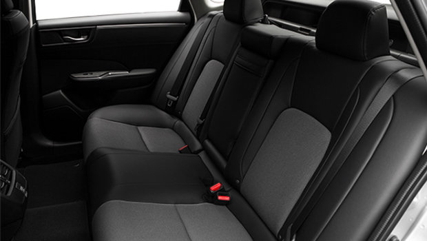Black Combi Leather and Bio Fabric