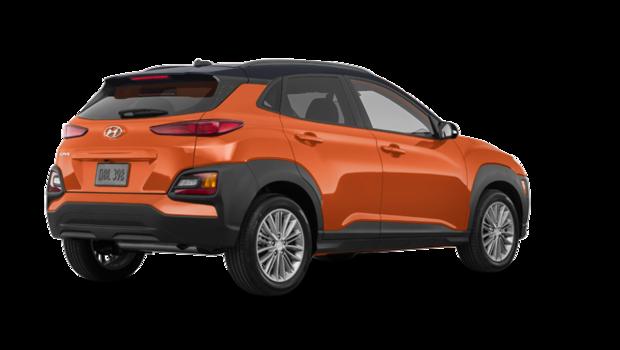 2019 Hyundai Kona PREFERRED Two-Tone