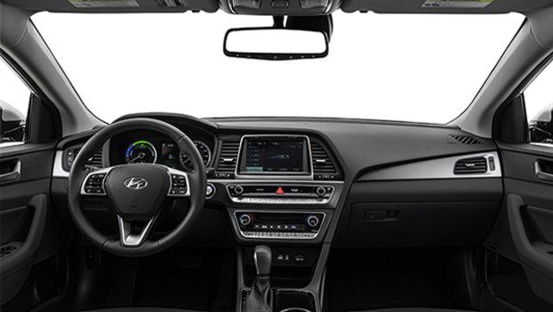 2019 Hyundai Sonata Hybrid Luxury
