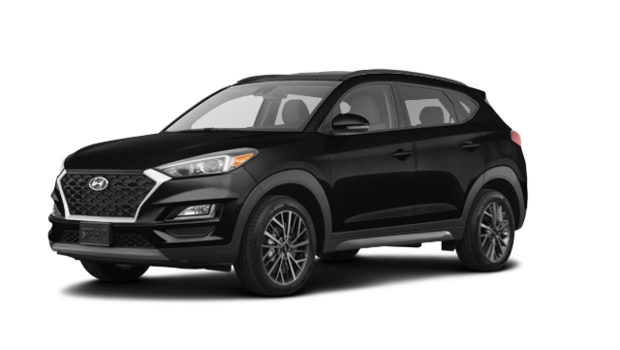 2019 Hyundai Tucson 2.4L Preferred with Trend Package