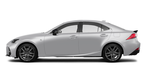 2019 Lexus IS 300 AWD BLACKLINE