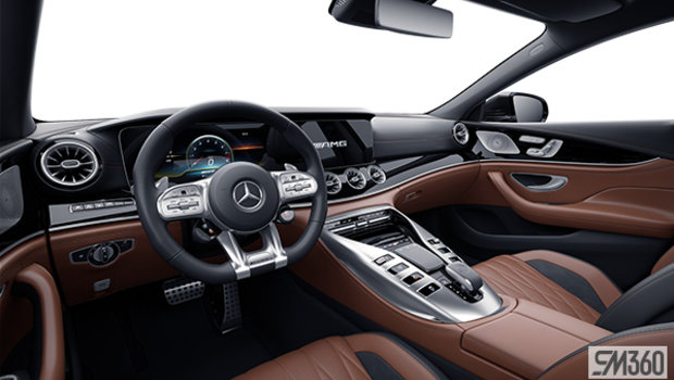 2019 Mercedes-Benz AMG GT 4 portes AMG 63