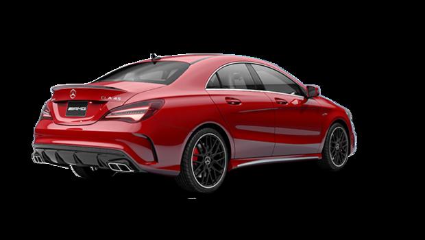 2019 Mercedes-Benz CLA 45 AMG 4MATIC