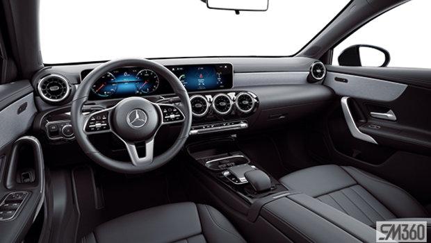 2019 Mercedes-Benz A-Class Sedan 220