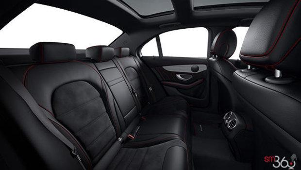 2019 Mercedes-Benz C-Class Sedan AMG 43 4MATIC