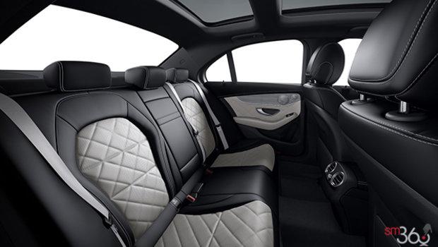 2019 Mercedes-Benz C-Class Sedan AMG 63 S