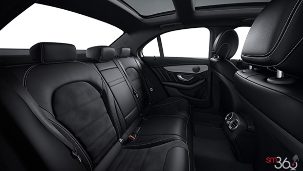 2019 Mercedes-Benz C-Class Sedan AMG 63