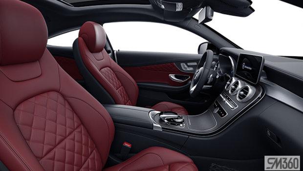 2019 Mercedes-Benz C-Class Coupe 300 4MATIC