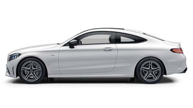 2019 Mercedes-Benz C-Class Coupe AMG 43 4MATIC