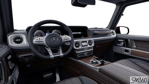 2019 Mercedes-Benz G-Class AMG 63