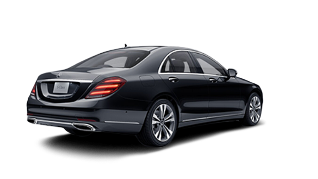 2019 Mercedes-Benz S-Class Sedan 450 4MATIC