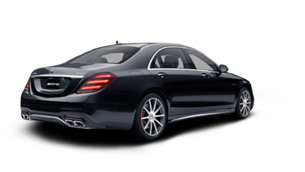 2019 Mercedes-Benz S-Class Sedan AMG 63 4MATIC