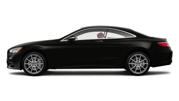 2019 Mercedes-Benz S-Class Coupe 560 4MATIC