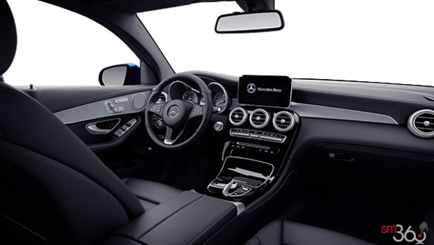 2019 Mercedes-Benz GLC Coupe AMG 43 4MATIC Coupe