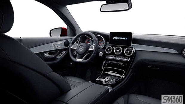 2019 Mercedes-Benz GLC AMG 63S 4MATIC