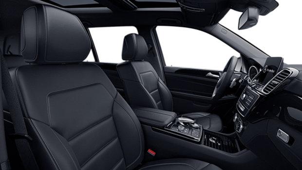 2019 Mercedes-Benz GLS 550 4MATIC