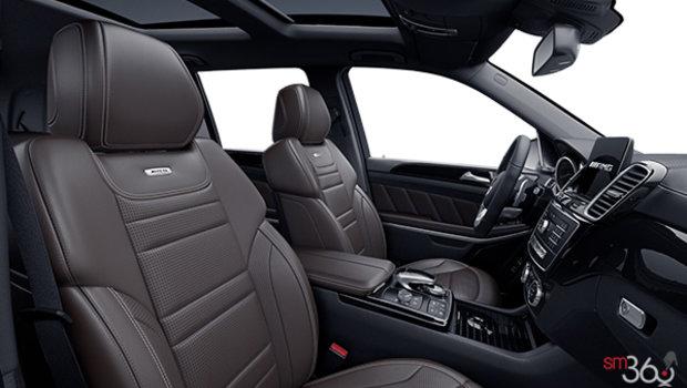 2019 Mercedes-Benz GLS 63 AMG 4MATIC