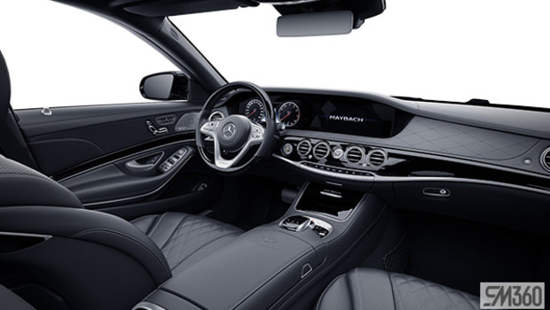 2019  Mercedes-Maybach S-Class 560 4MATIC