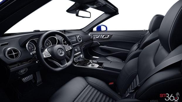 2019 Mercedes-Benz SL SL550