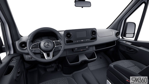 2019 Mercedes-Benz Sprinter 4X4 Passenger Van 2500