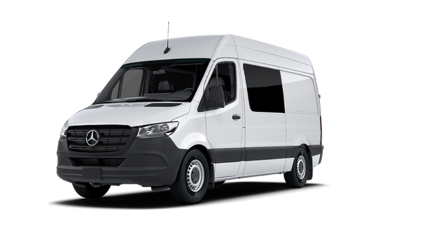 2019 Mercedes-Benz Sprinter Crew Van 2500 -Gas