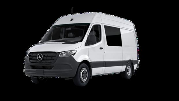 2019 Mercedes-Benz Sprinter Crew 3500