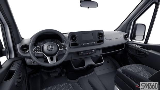 2019 Mercedes-Benz Sprinter 4X4 Crew Van 3500XD