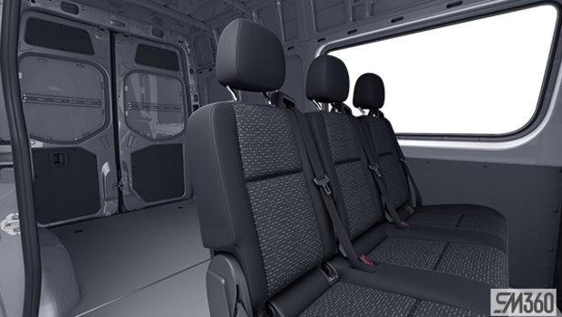 2019 Mercedes-Benz Sprinter Crew Van 3500XD