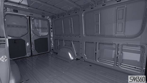2019 Mercedes-Benz Sprinter Cargo Van 1500 - Gas