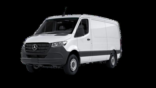 2019 Mercedes-Benz Sprinter 4X4 Cargo Van 2500