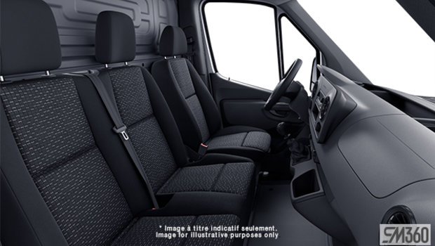 2019 Mercedes-Benz Sprinter Cargo Van 3500
