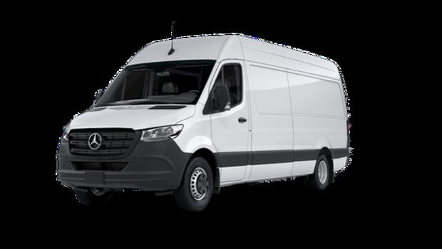 2019 Mercedes-Benz Sprinter Cargo Van 4500