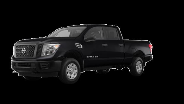 2019 Nissan Titan XD Gas S