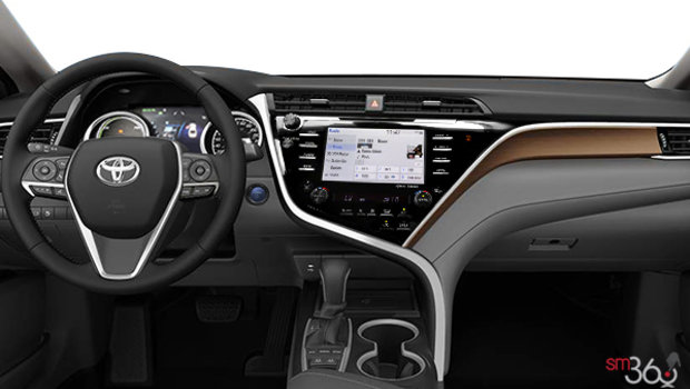 2019 Toyota Camry Hybrid Xle From 40890 0 Ile Perrot Toyota
