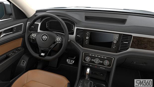 Vw Atlas Interior >> 2019 Volkswagen Atlas EXECLINE for sale in Nanaimo ...