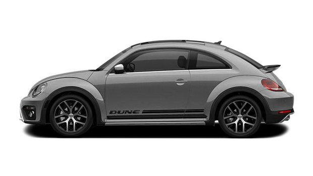 Vw Beetle Dune >> 2019 Volkswagen Beetle Dune Starting At 29721 South