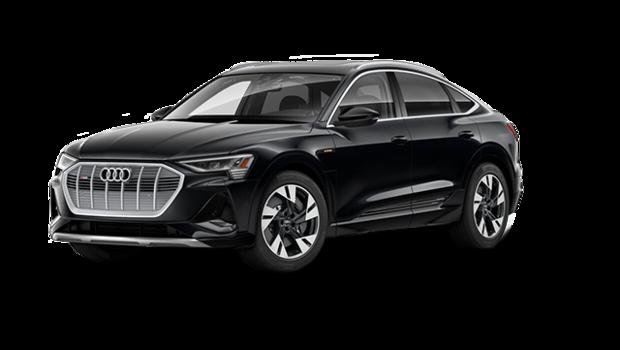 New 2020 Audi E Tron Progressiv Near Toronto 96 415
