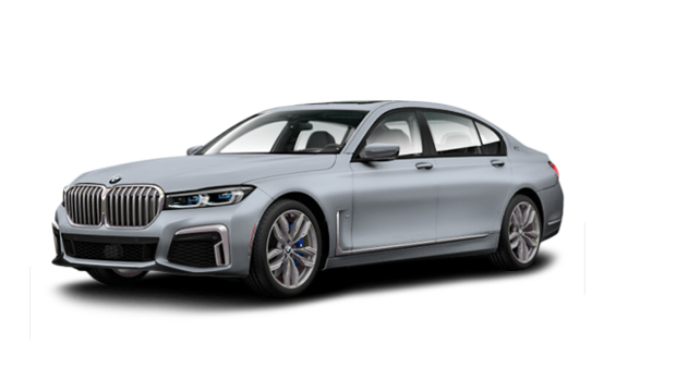 BMW Série 7 à empattement allongée M760Li xDrive 2020