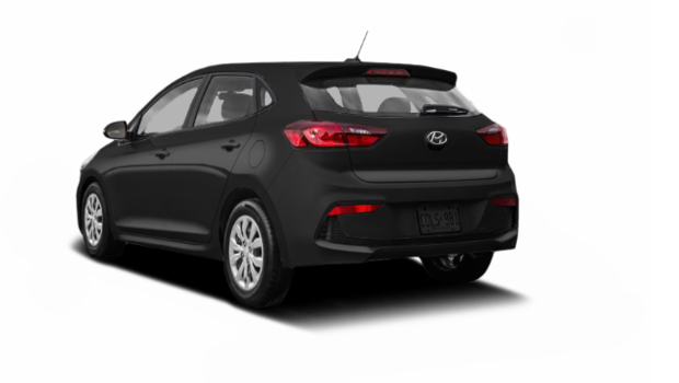 2020 Hyundai Accent 5 doors Essential with comfort package IVT