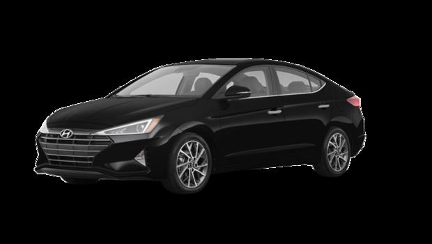 2020 Hyundai Elantra LUXURY