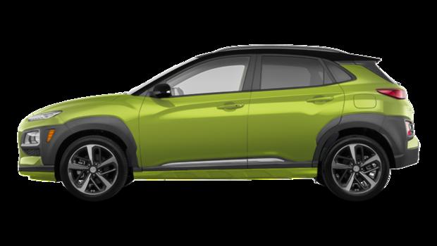 2020 Hyundai Kona Trend Bicolore