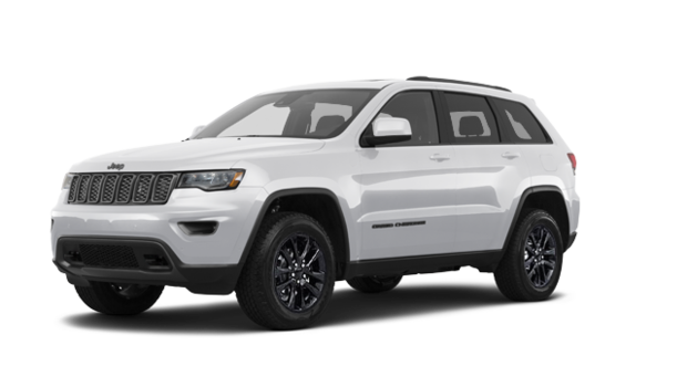 2020 Jeep Grand Cherokee Altitude White