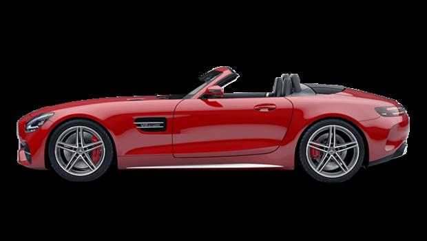 2020 Mercedes-Benz AMG GT Roadster C