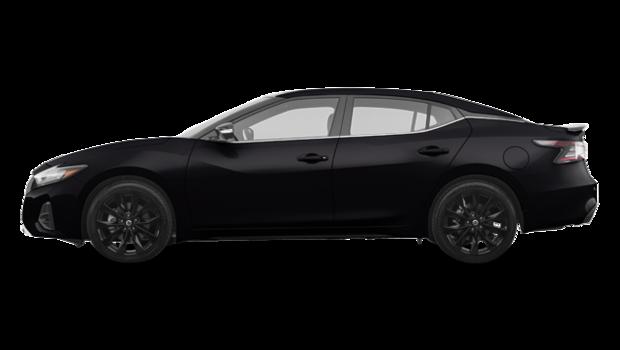 Kelowna Nissan The 2020 Maxima Sr In Kelowna