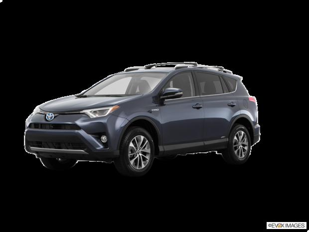 Toyota RAV4 Hybrid LE+ 2018