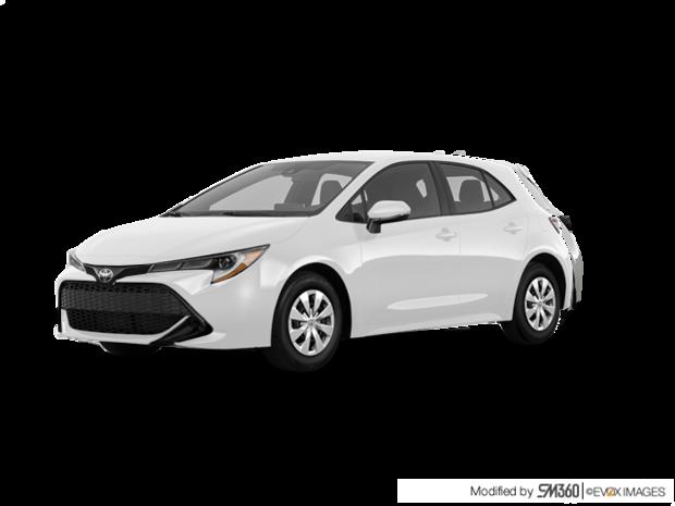 2019 Toyota Corolla Hatchback FA20