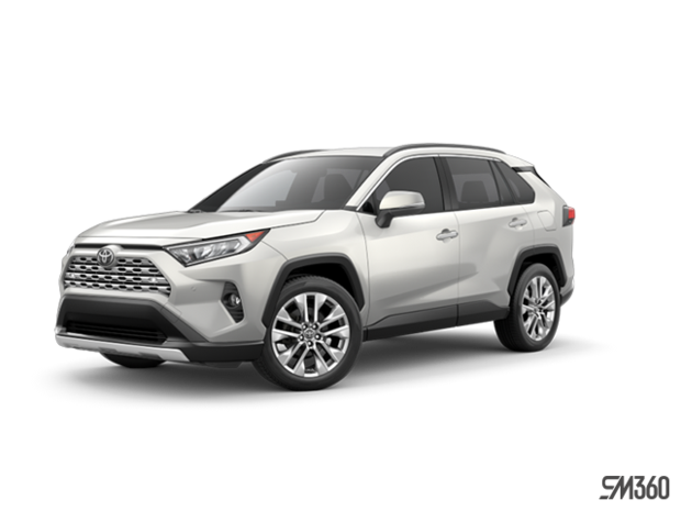 Toyota Service Appointment >> New 2019 Toyota RAV4 Limited for Sale - $40,945 | Toyota Gatineau