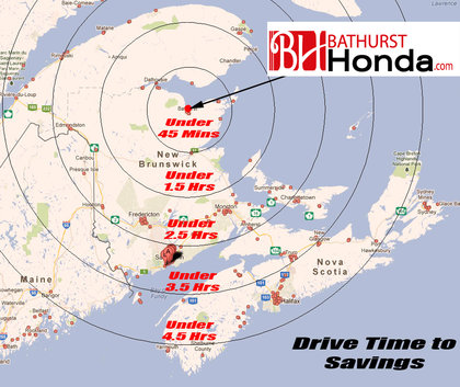 Drive Time to Savings!