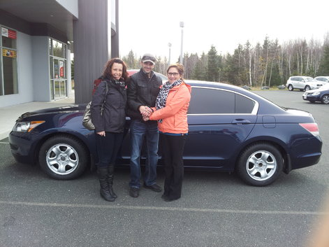 Great service, courteous and fast! Serge & Nadine Duguay