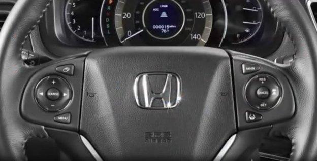 Honda Sensing™ - Adaptive Cruise Control (ACC)*